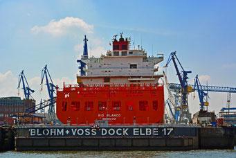 RIO BLANCO im Dock ELBE 17