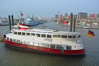 Eventschiff GROSSER MICHEL