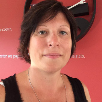 Stéphanie Appert - Responsable développement Commercial