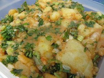 und noch ein Kartoffelsalat