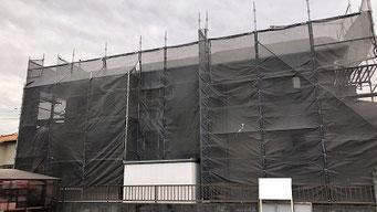 外壁塗装工事 外観