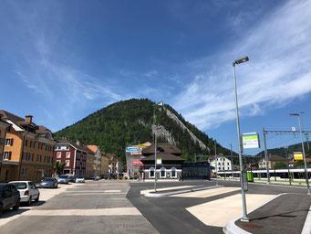 Fleurier im Val de Travers (Photo Joris Ryf)