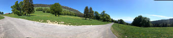 Auf dem Weg zum Col de l'Aiguillon (Photo Joris Ryf)