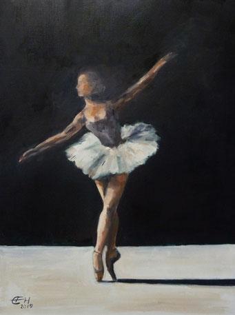 Ballerina  Öl_Lwd.60x80cm