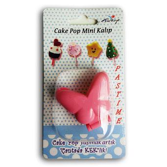 RP10804 - Kelebek Cake Pop Kalıbı