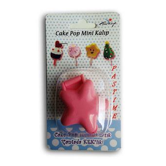RP10807 - Yıldız Cake Pop Kalıbı
