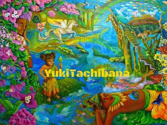 心の楽園と夢