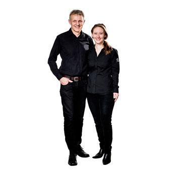 Sabine und Werner Eckart