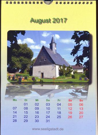 Seeligstadt Kalender 2017