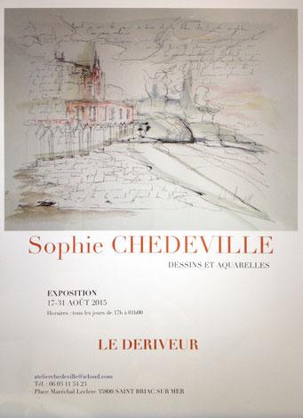 Exposition Le Dériveur // 2015