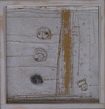 The BHT - n° 5, 20 x 20 cm, 2009