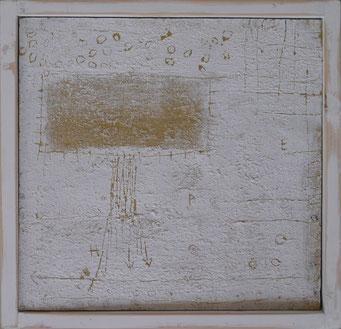The BHT - n° 3, 20 x 20 cm, 2009