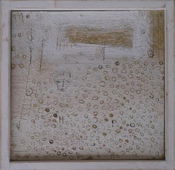 The BHT - n° 4, 20 x 20 cm, 2009