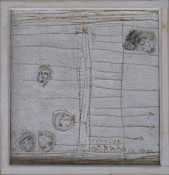 The BHT - n° 6, 20 x 20 cm, 2009