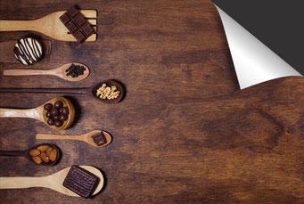 Lepels Chocola Inductie Beschermer