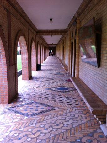 Korridore, Laubengänge