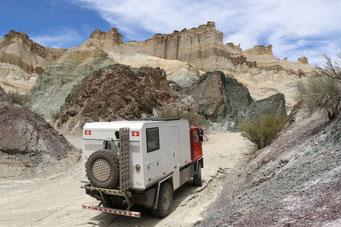 im Cerro Alcazar