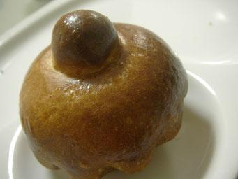 ブリオッシュ(5個) 卵、牛乳、バターがたっぷり入ったリッチなパンです ★★