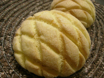 メロンパン(4個)次の日もサクサクのメロンパンにビックリしちゃうかも!! ★★