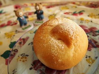 エンサイマダ 塩パンの次のブームといわれているバタークリームが入っているパン ★★