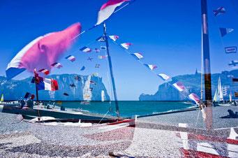 Étretat. Fête de la mer © Annick Maroussy Amy