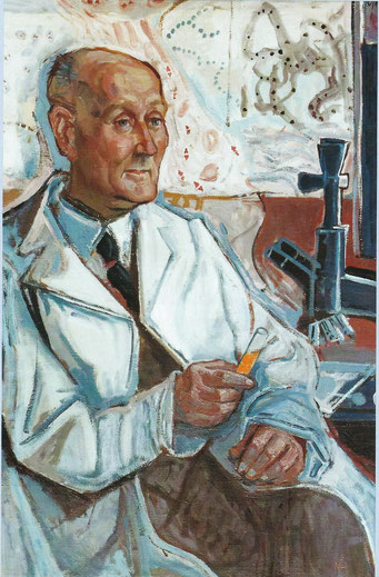 Nobelpreisträger Prof. Domagk