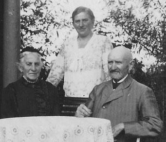 Heinrich Mumm und die Famile Mumm