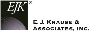 Logo E.J. Krause & Associates, Inc.