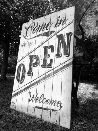 RAS-005 Come in OPEN