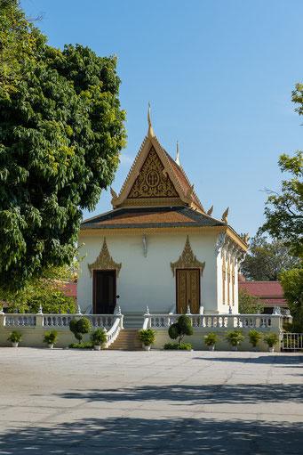 Königspalast Phnom Penh - Mondap (Bücherei)