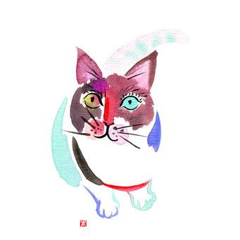 動物イラスト 猫