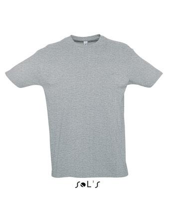 Grey Melange XS S M L XL XXL 3XL 4XL 5XL