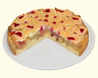 Apfel-Baisse-Kuchen