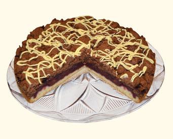 Sauerkirsch-Streusel-Kuchen