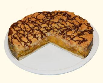 Mirabellen-Streusel-Kuchen