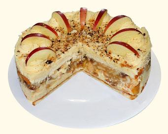 Apfeltorte