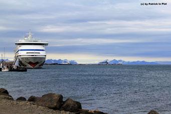 07. Juli 2016 in Longyearbyen (Spitzbergen)