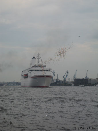 25. August 2006 in Hamburg