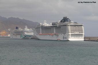 am 04. Februar 2012 in Santa Cruz de Tenerife (Spanien)