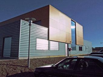 Centre d'exploitation pour les transport urbain - NEVERS