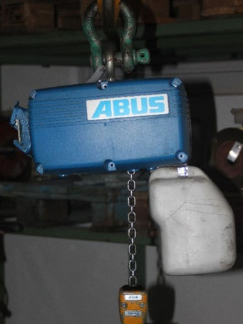 Reparatur von Kranmotoren und  Aufzugsmotoren