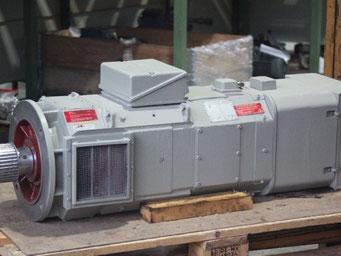 Reparatur von Gleichstrom - Nebenschlussmotoren - Gleichstrom - Nebenschlussmotoren reparieren © Elektromotoren Reparaturwerk Rock Abenberg Bild 6