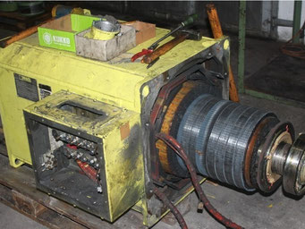 Reparatur von Gleichstrom - Nebenschlussmotoren - Gleichstrom - Nebenschlussmotoren reparieren © Elektromotoren Reparaturwerk Rock Abenberg Bild 4