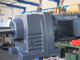 Reparatur von Getriebe-Motoren aller Ausführungen
