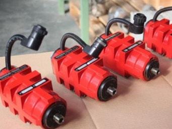 Reparatur von Hochfrequenz-Motoren