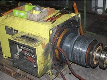 Reparatur von Gleichstrom Nebenschlussmotoren