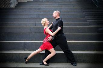 Fotoshooting mit Katrin Maaß
