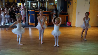 Ballett ab 6 Jahren