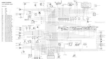 Suzuki on 50 wiring harness diagrams