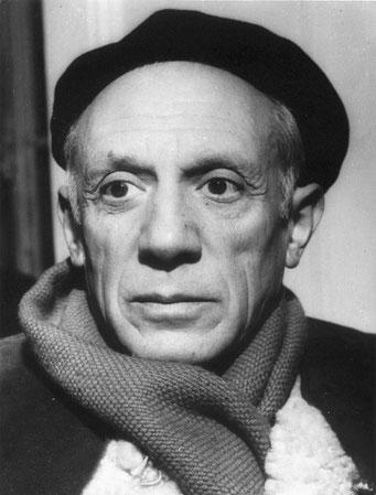 Pablo Picasso (1881-1973).